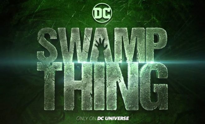 La série DC annulée après seulement un épisode — Swamp Thing
