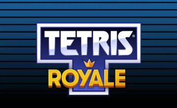 Tetris : le célèbre jeu se décline à la sauce Battle royale avec Tetris Royale