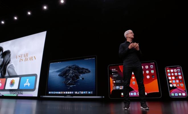 WWDC 2019 : Les principales annonces d'Apple