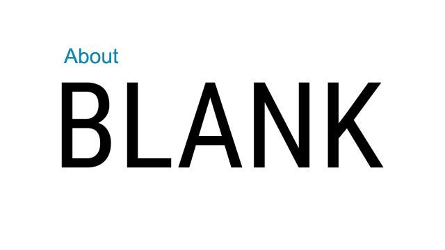 C'est quoi about:blank ? Faut-il le supprimer ?
