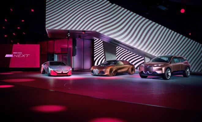 BMW prévoit de lancer 25 véhicules électriques d'ici 2023
