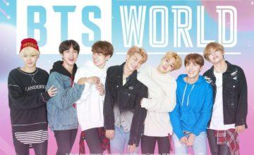 BTS World : un jeu mobile dédié au groupe masculin de K-Pop BTS