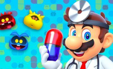 Le jeu Dr Mario World arrive sur mobile le 10 juillet !