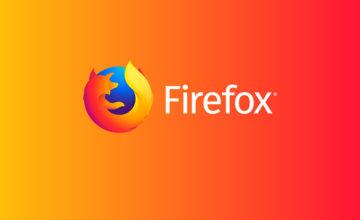 Firefox commencera à bloquer les trackers tiers par défaut