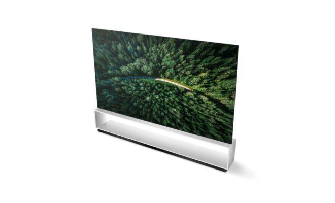 LG ouvre les pré-commandes pour son téléviseur OLED 8K de 88 pouces