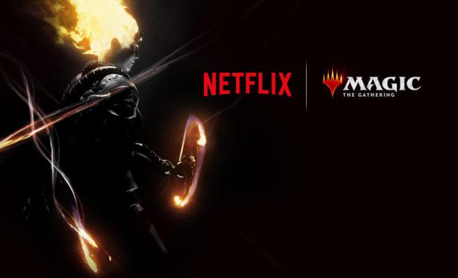 Netflix : Les frères Russo vont créer une série animée Magic: The Gathering