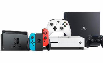 Nintendo, Sony et Microsoft s'unissent pour faire front contre Donald Trump