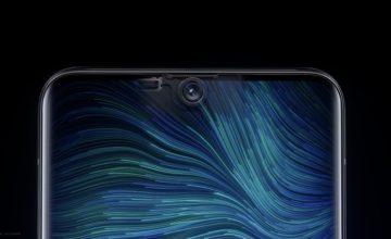 Oppo dévoile une caméra selfie sous l'écran