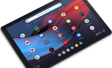 Google a décidé de quitter le marché des tablettes tactiles