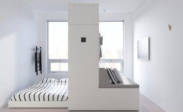 Ikea lance des meubles robotiques afin d'optimiser les petits espaces