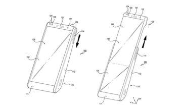 Samsung dépose un brevet pour un smartphone avec un écran pouvant s'étirer
