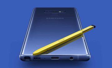 Samsung Galaxy Note 10 : tout ce que l'on sait pour le moment