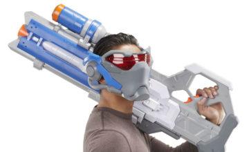 Overwatch : Nerf dévoile un joli fusil à impulsion du Soldat 76