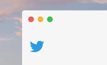Twitter relance son application de bureau Mac