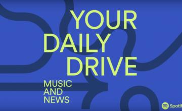 Spotify propose une playlist combinant musique et podcasts d'actualité