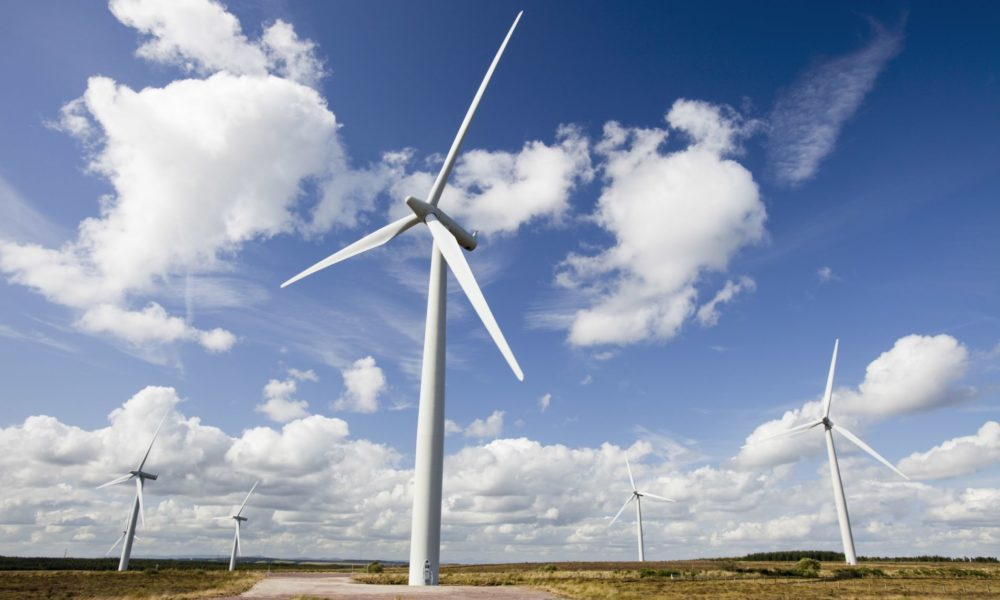 L'Ecosse génère deux fois plus d'énergie éolienne que nécessaire