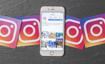 Instagram teste un nouvel effet de fond vert dans les Stories