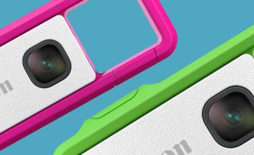 Ivy Rec : Canon prépare une mini caméra pour smartphone