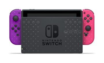 Nintendo annonce une Switch sur le thème de Disney pour le Japon
