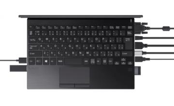 Sony dévoile le Vaio SX12, un petit ordinateur portable bourré de ports