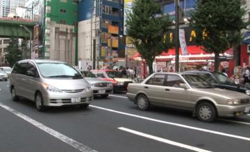 Japon : des voitures louées pour faire la sieste !