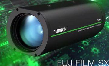 La première caméra de surveillance de Fujifilm peut lire une plaque d'immatriculation à un kilomètre de distance