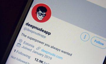 L'application DeepNude ferme ses portes après avoir fait le buzz