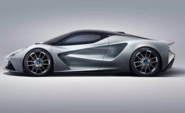 Evija : Lotus présente une hypercar électrique de 2000 ch