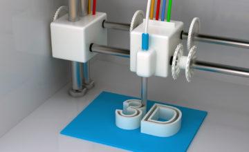 Impression 3D : le futur de l'impression en ligne !