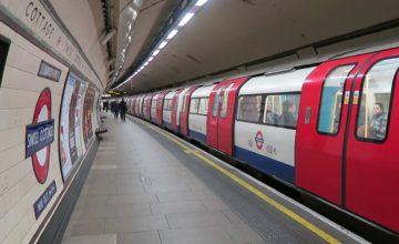 La 4G arrive dans les tunnels du métro de Londres dès l'année prochaine