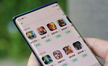 Waterfall : Oppo a inventé un écran ultra incurvé qui fait disparaître ses bordures