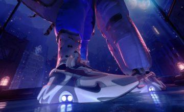 Nike : des baskets auto-laçantes contrôlées via une Apple Watch et Siri