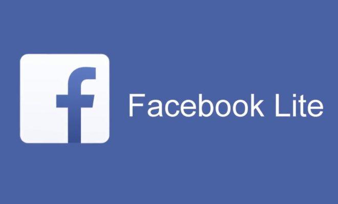 Comment se connecter à Facebook Lite