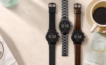 Fossil présente sa dernière montre connectée sous Wear OS