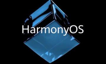 Huawei officialise son nouveau système d'exploitation HarmonyOS