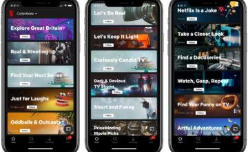 Netflix teste des Collections, organisées par des humains plutôt que des algorithmes