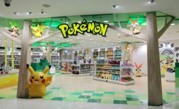Un Pokémon Center temporaire va ouvrir ses portes à Londres