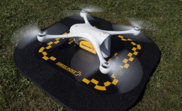 Suisse : suite à un crash près d'une école, les livraisons par drone suspendues