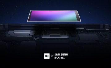 Samsung annonce le premier capteur d'appareil photo 108MP conçu pour les smartphones