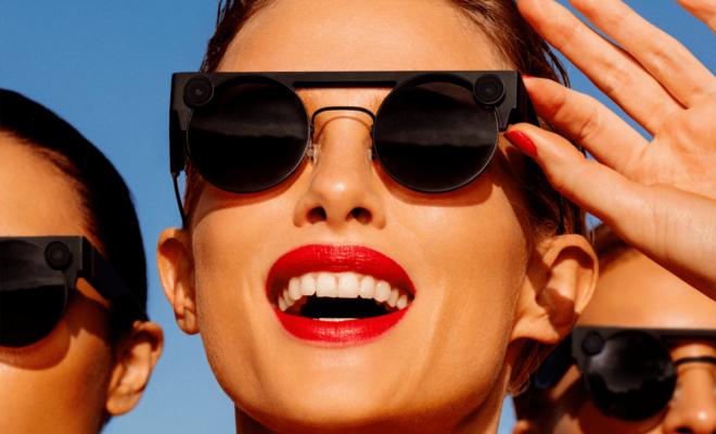 Snap annonce les Spectacles 3 avec un design actualisé et une seconde caméra HD