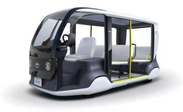Toyota va déployer une flotte de véhicules électriques lors des JO 2020
