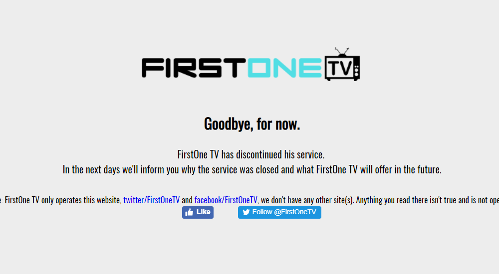FirstOne TV : 3 alternatives pour regarder la TV sur internet