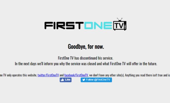 FirstOne TV : 3 alternatives pour regarder la TV sur internet