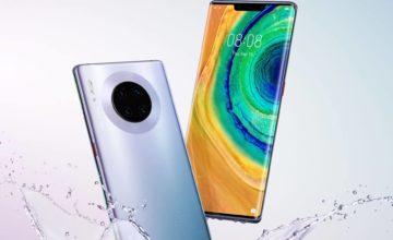 Huawei Mate 30 : des photos officielles révèlent 4 modèles