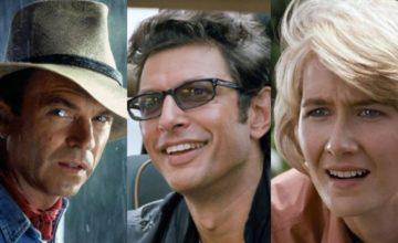 Le casting original de Jurassic Park revient pour Jurassic World 3