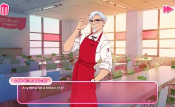 KFC sort un simulateur de rencontres farfelu avec le Colonel Sanders
