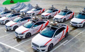 Le service chinois Didi Chuxing lance un programme pilote de taxis robots à Shanghai