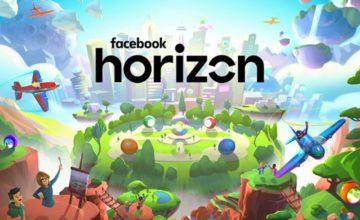 Facebook annonce «Horizon», son réseau social en réalité virtuelle