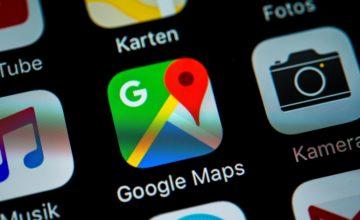 Google Maps : le calque Street View arrive sur Android
