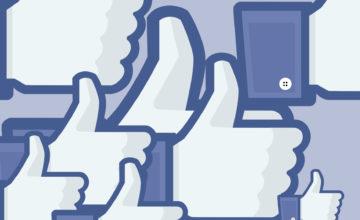 """Facebook teste le fait de cacher par défaut le nombre de """"J'aime"""""""